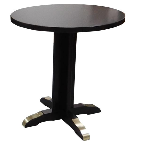 Table bistrot ronde